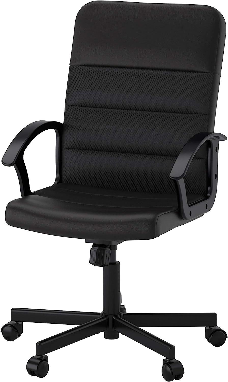 IKEA Renberget 日本正規代理店品 Swivel Chair お買い得 Bomstad Black