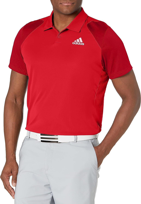 adidas Men's Club Omaha Mall Polo San Diego Mall Tennis Shirt