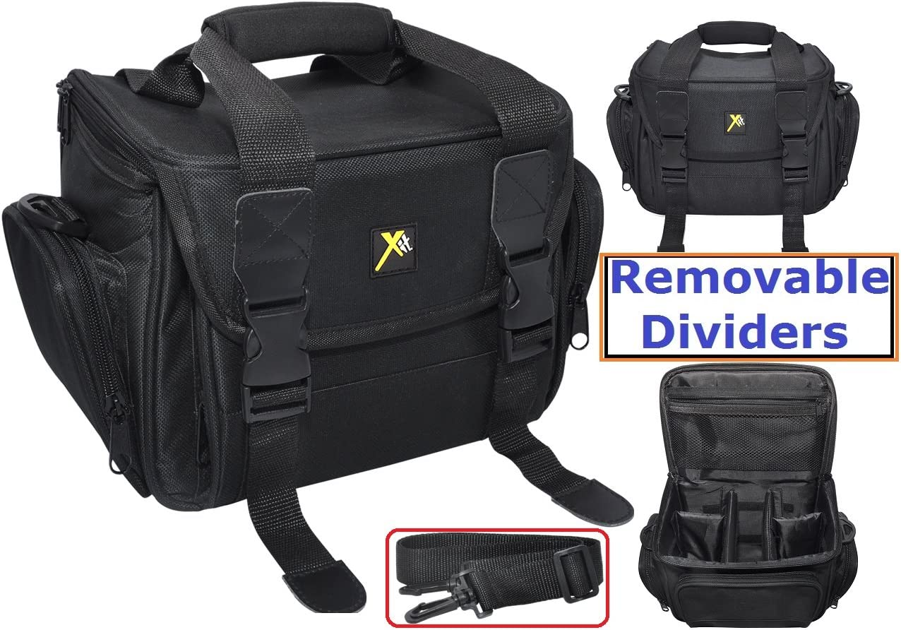 Extremely gift Durable Pro Camera Carrying Bag D3500 Case D Latest item Nikon for
