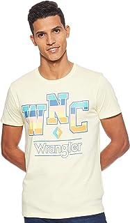 Wrangler Men's SUMMER LOGO TEE Men's T-Shirts