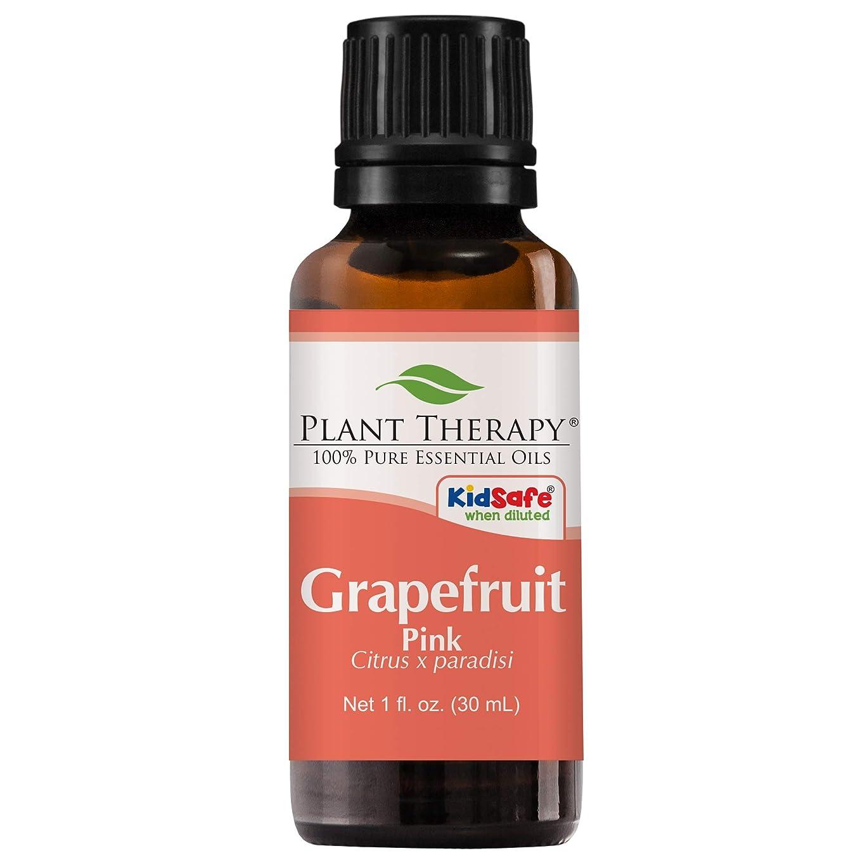 歩道造船キウイ植物セラピーグレープフルーツ(ピンク)エッセンシャルオイル。 100%ピュア、希釈していない、治療グレード。 30ミリリットル(1オンス)