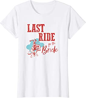 brides last ride shirts
