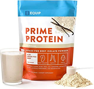 Beef Paleo Protein Powder: Keto Collagen Low Carb Ketogenic Diet Supplement Vital for Caveman & Carnivore Nutrition of Anc...