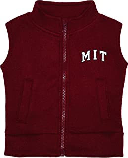 Creative Knitwear Massachusetts Institute of Technology MIT Baby and Toddler Polar Fleece Vest