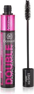 Dermacol Volume Objem Double Magic Mascara - Black