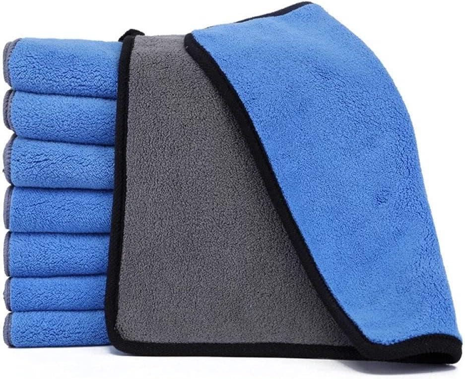 LCDIEB Car wash Towel 600GSM 30x30 60CM Wash Microfi New arrival 40 Ranking TOP5 Soft