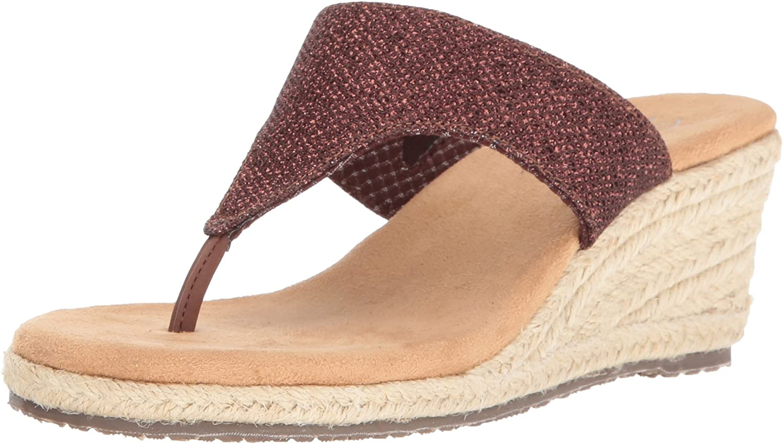 Skechers Cali Women's Sandal Daily Gifts bargain sale Beverlee Wedge