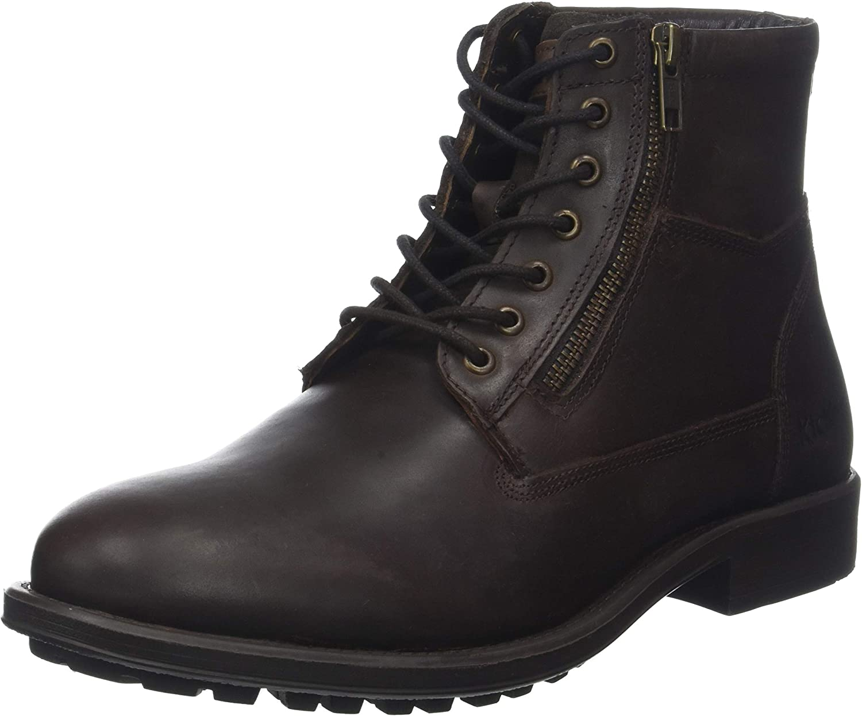 Kickers Brok brown 673730609, Boots