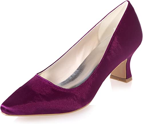 L@YC Chaussures De Mariage pour Femmes & 0723-01   Soie Costumes Professionnels Pointus Party Plus De Couleurs Disponibles