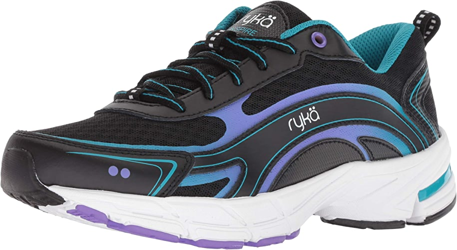 Ryka Wohommes Inspire en marchant chaussures, noir, 5 M US