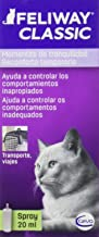 Feliway Classic, Spray Feromona Facial Anti Estrés para Gatos - 20 ml
