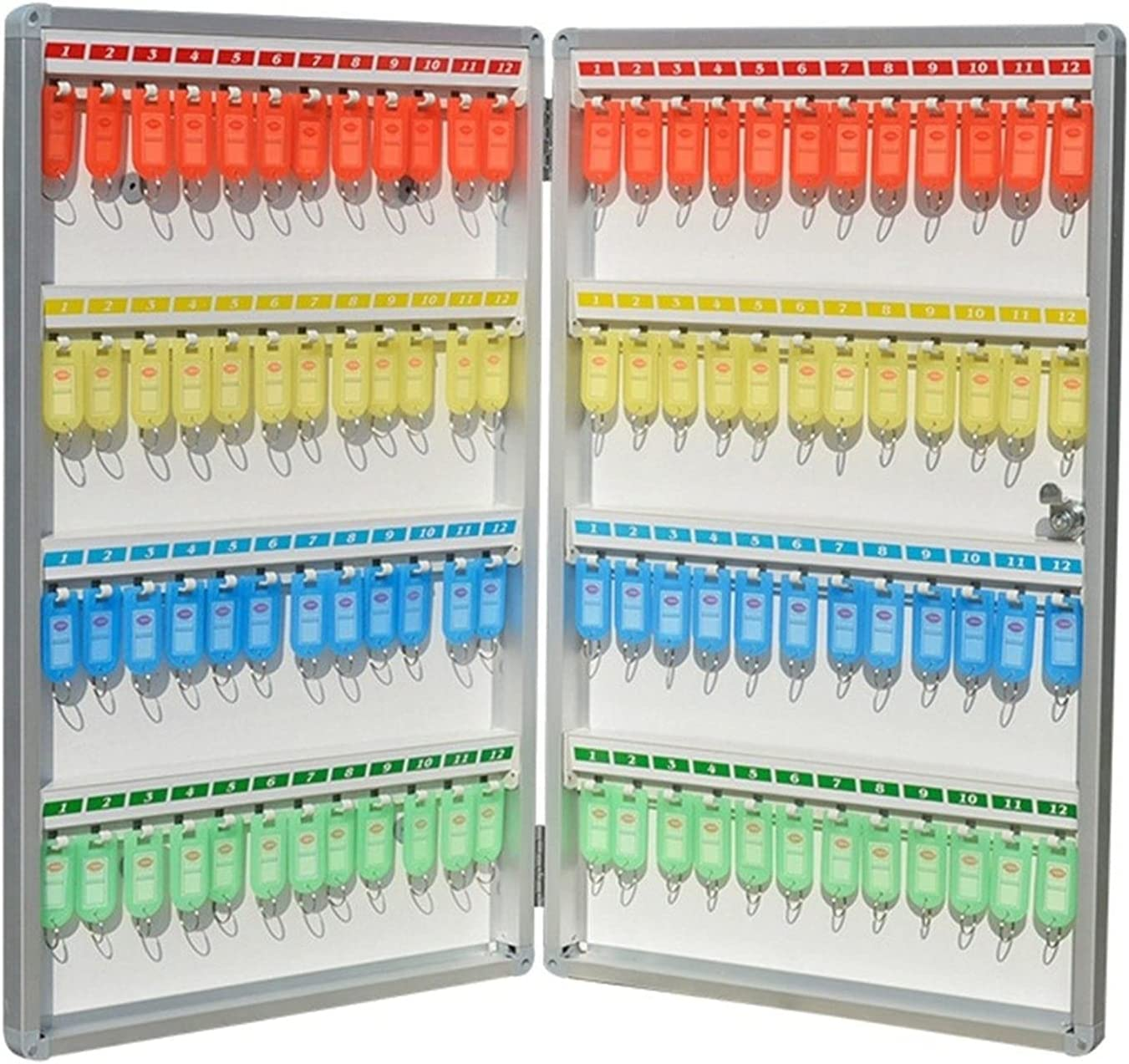 LICGHONG Key Cabinets 96 List price Keys for Home Max 75% OFF Wall Boxes