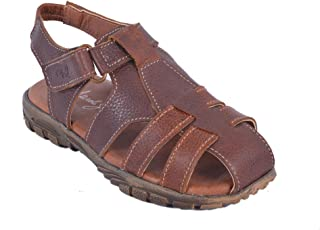 Mardi Gras Kids Leather Sandal in Multi Colour