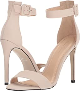 Open Toe Strap Pump