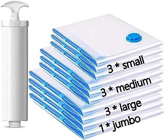 comprar comparacion Gaoyong Bolsas Vacio Ropa Aspiradora,Bolsas Almacenaje Ropa,Bolsas para Guardar Ropa,Bolsas Envasar al Vacio para Ropa Edr...