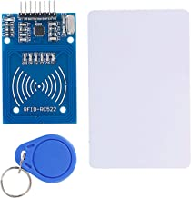 SunFounder RFID Kit Mifare RC522 RFID Reader Module with S50 White Card and Key Ring for Arduino Raspberry Pi