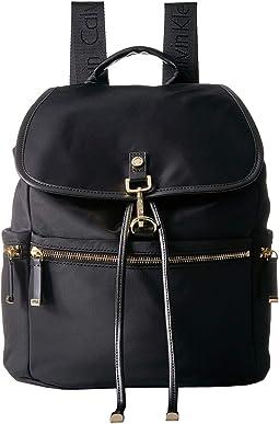 Lianna Nylon Flap Over Backpack. Like 33. Calvin Klein aafb2545a655b