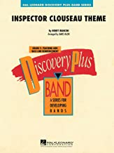 Inspector Clouseau Theme (from The Pink Panther Strikes Again) - arr. James Kazik - Score and Parts - SCORE+PARTS