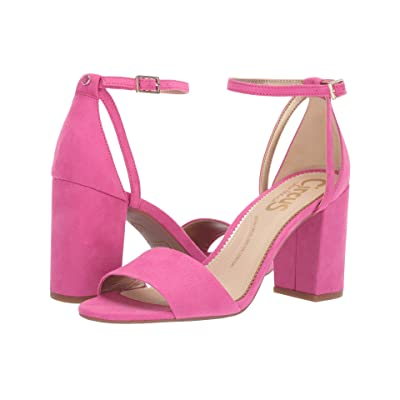 Circus by Sam Edelman Oleana (Pink Dahlia Microsuede) Women