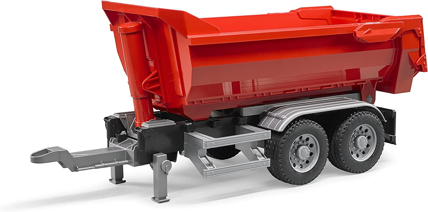 Bruder Half Pipe Trailer Trucks We OFFer at cheap prices Ranking TOP4 Vehicle for