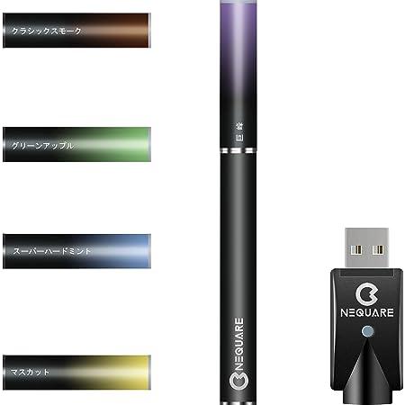 NEQUARE スターターキット Ploomtech 互換バッテリー プルームテック 互換 カートリッジ 電子タバコ