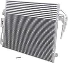 Brock A/C AC Condenser Assembly Replacement for 09-12 Ford Escape w/Auto Transmisison repairs 9L8Z 19712 A ZZD2-61-480 9L8Z19712A ZZD261480