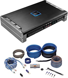Alpine PDR-V75 5-Ch. 100W RMS x 4 + 350W RMS x 1 Reference Car Amplifier+Amp Kit