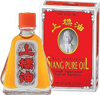 Siang Pure Oil Original Red Formula 7ml (Pack of 6)