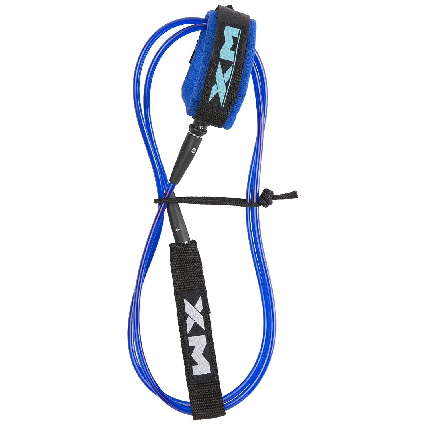 XM Surfboard Leash/Ultra COMP (.200in) // Made in USA / 3 Year Stoked Warranty