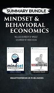 Summary Bundle: Mindset & Behavioral Economics - Readtrepreneur Publishing: Includes Summary of Mindset & Summary of Misbe...