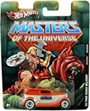 Hot Wheels Masters Of The Universe 1:64 Scale Diecast Car: '34 Ford Sedan Delivery