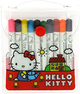 Auguri Preziosi Hello Kitty 12 matite Colorate