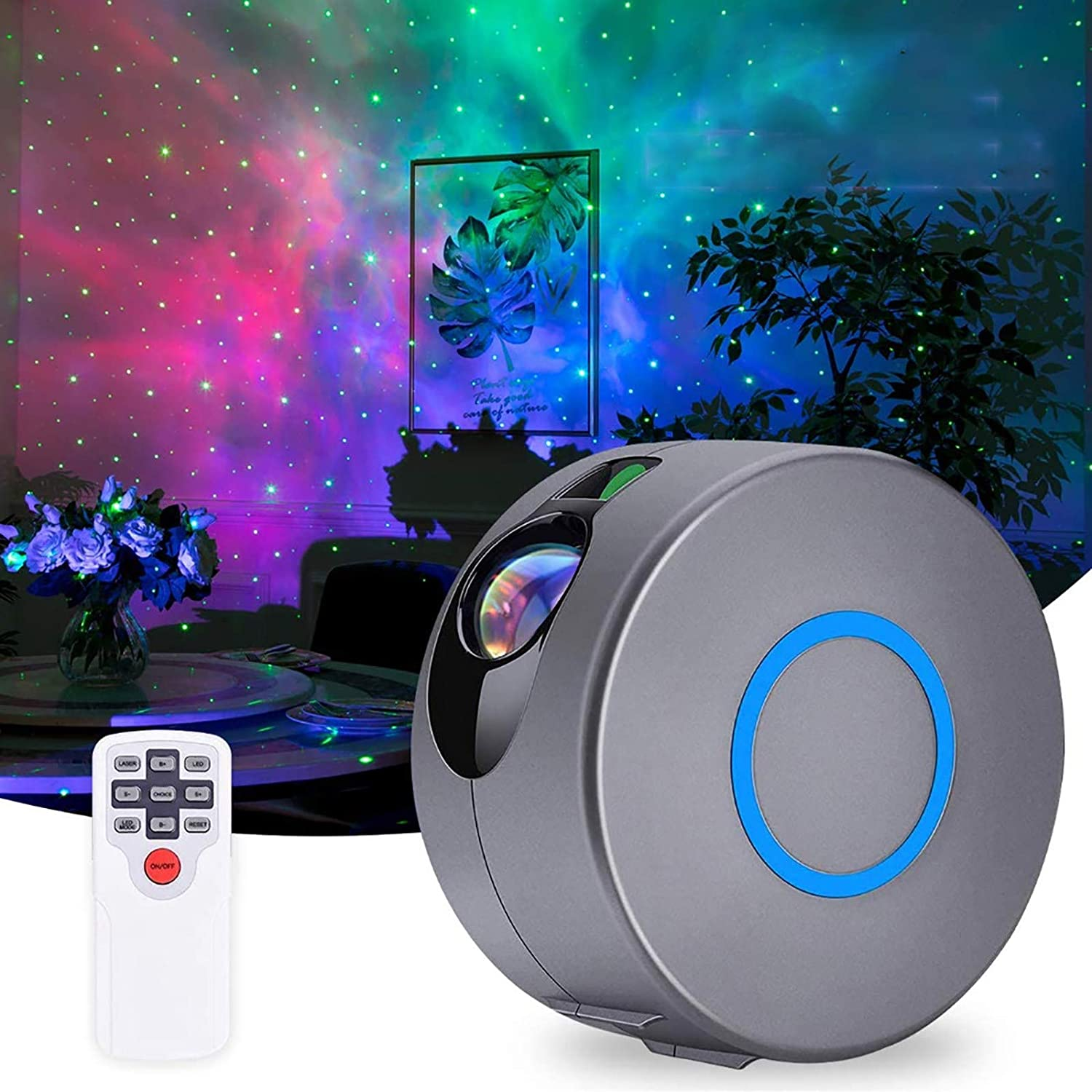 Zdcdy Starry Sale Special Price Night Light Projector 2 LED Projec Max 61% OFF in Star 1