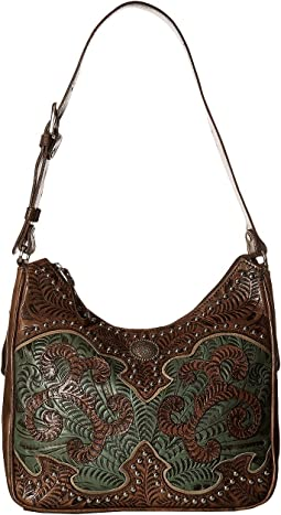 American West Annie's Secret Collection Shoulder bag w/ Secret Compartment