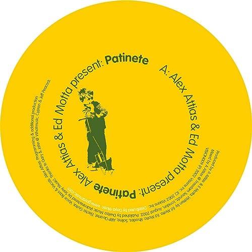 Patinete/Sus 4 Jam by Alex Attias and Ed Motta on Amazon ...