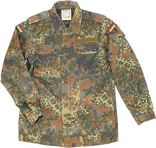 205f8209417 Mil-Tec - Chaqueta de camuflaje del ejército alemán