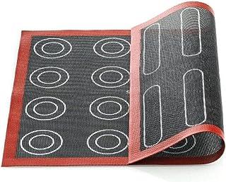 Silikomart - Tapis de cuisson Airmat choux ou éclairs 40 x 30 cm