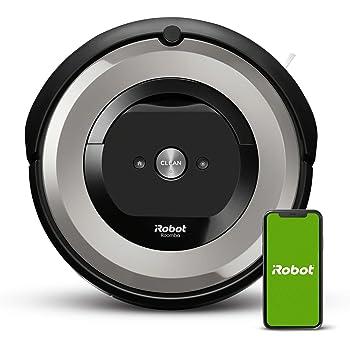 Le nouvel aspirateur robot Roomba e5