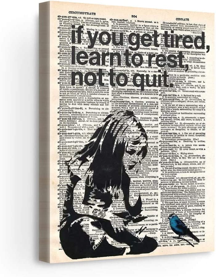 Banksy Vertical Collections Street High quality new Art Ready Canvas. to Ma Hang. Ultra-Cheap Deals