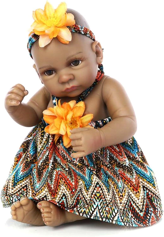 Landand reborn geboren baby realike puppe pet plüsch spielzeug hot niedlich sprechen sprechen tonaufnahme hamster pädagogisches spielzeug für kinder geschenk Orange kleid abmessungen  25 cm (9.84in) B07JKWF5SP Fuxin  | Sale Online