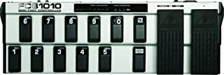 Behringer FCB1010 Ultra-Flexible MIDI Foot Controller with 2 Expression Pedals and MIDI Merge Function photo