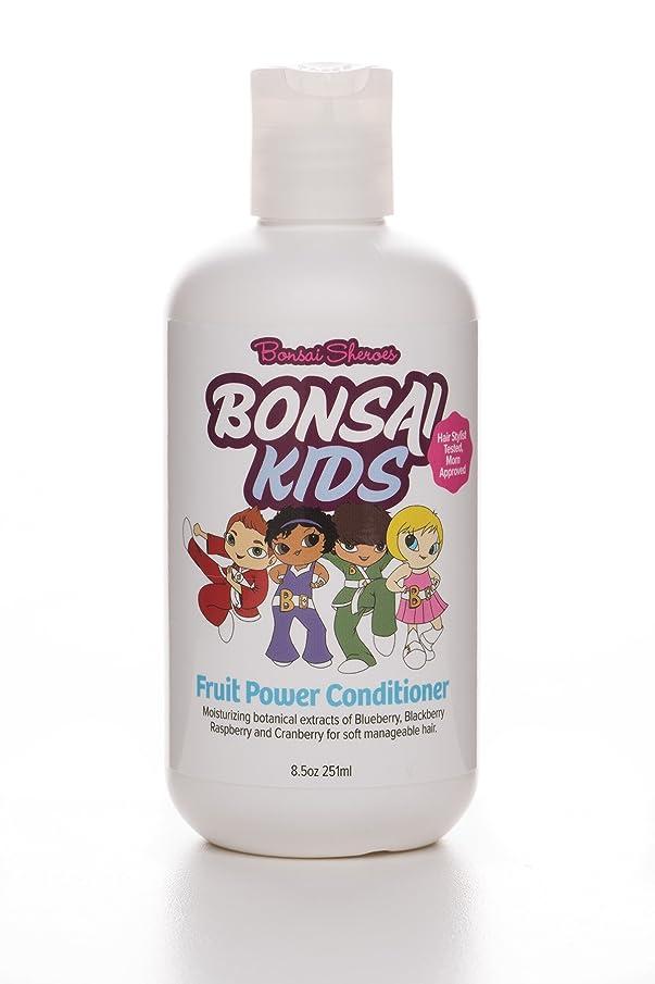 ベルト一遊び場Bonsai Kids Fruit Power Conditioner by Bonsai Sheroes