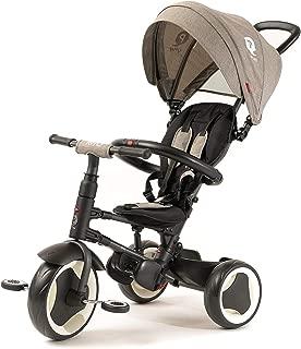 Q Play Rito Foldable Stroller/Trike