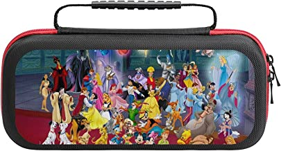 $20 » Li-lo St-it-ch The Legend of Zelda Beauty Beast Winnie The Pooh Bag, Switch Travel Carrying Case for Switch Lite Console a...