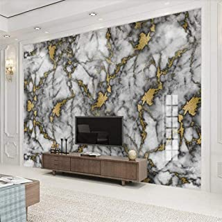 Pwmunf Hd Natural Sapphire Marble Landscape Background Wall Mural Custom Large Mural Green Wallpaper Papel De Parede 3D pa...