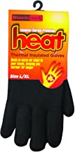 Blackrock Men's Black Heat Thermal Lined Gloves