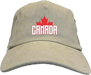 Canada with Maple Leaf - Canadian Dad Hat