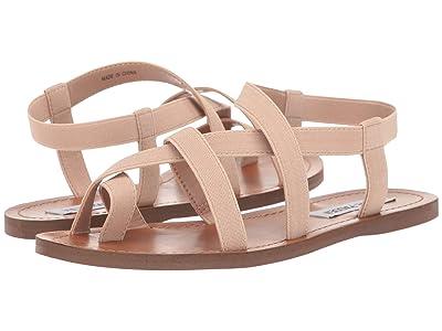 Steve Madden Flexie Flat Sandal (Blush) Women