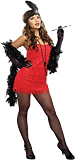 Dreamgirl Red Flapper Sexy Costume