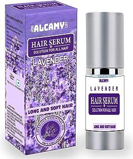 Alcamy Lavender Hair Serum (For Long & Soft Hair)